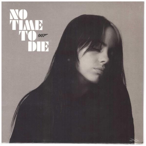 Billie Eilish - No time to die **7´´Single**