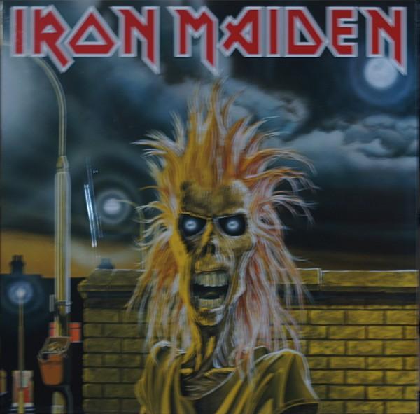 Iron Maiden - Iron Maiden (Vinyl)