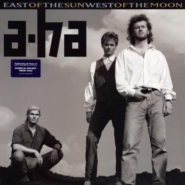 a-ha - East of the sun West of the moon Purple Velvet Vinyl