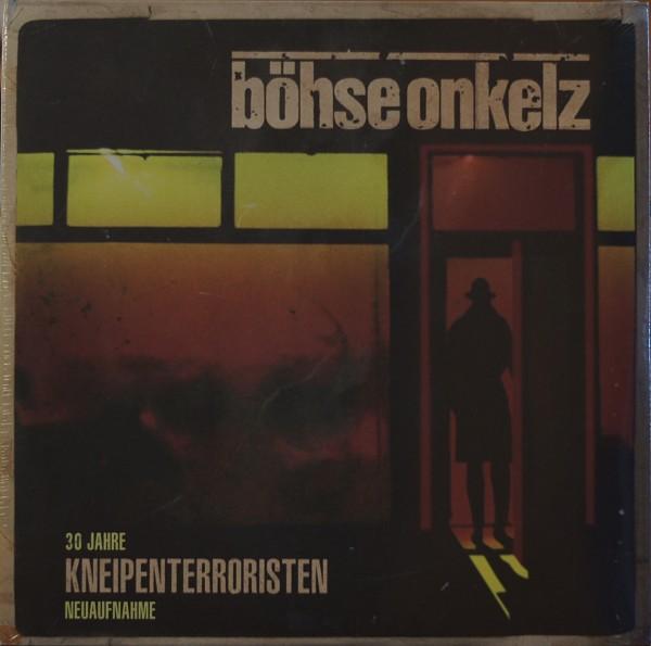 Böhse Onkelz - 30 Jahre Kneipenterroristen Neuaufnahme Vinyl