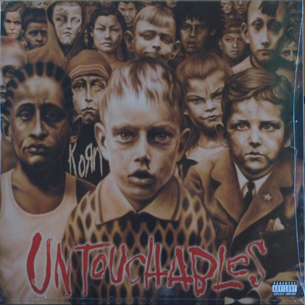 Korn - Untouchables (Vinyl)