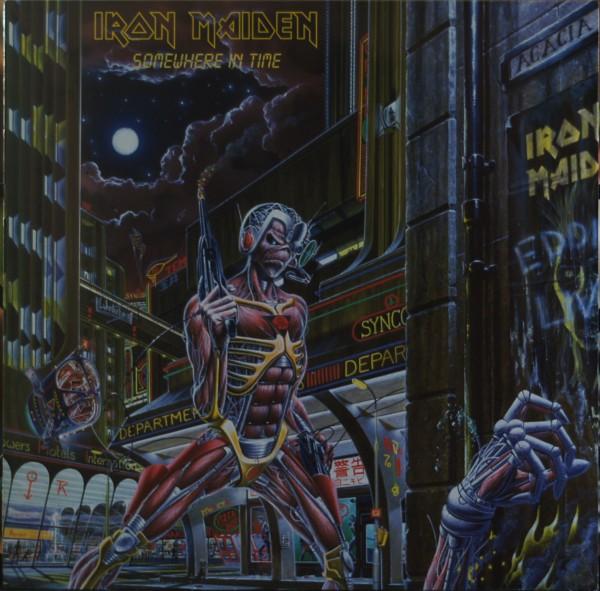 Iron Maiden - Somewhere in time (Vinyl)