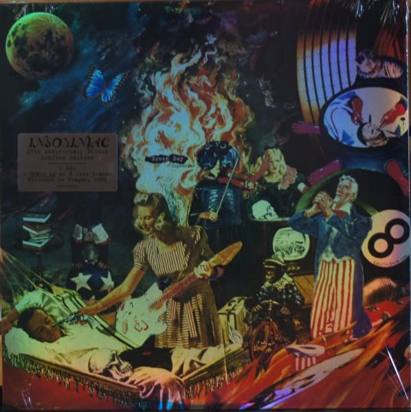 Green Day - Insomniac Limited Edition Vinyl