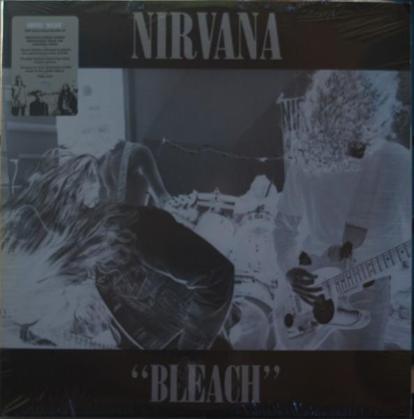 Nirvana - Bleach Deluxe Edition Vinyl