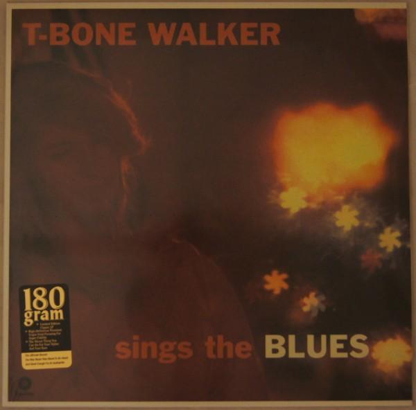 T-Bone Walker - Sings the blues Vinyl