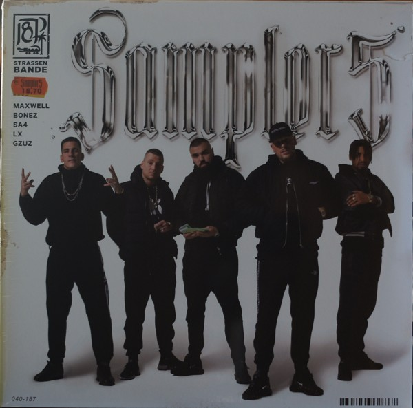 187 Strassenbande - Sampler 5 (Vinyl)