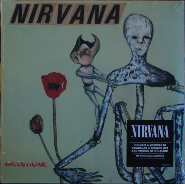 Nirvana - Incesticide (Vinyl)