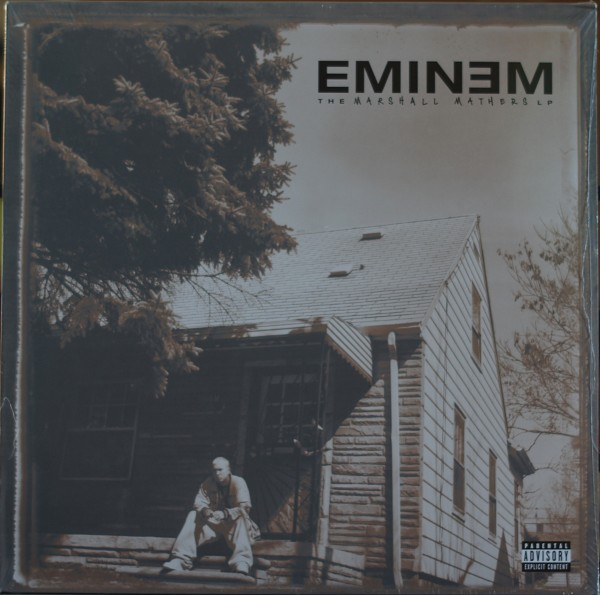 Eminem - The Marshall Mathers LP (Vinyl)