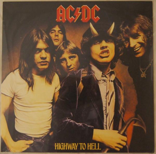 "AC/DC - Highway to Hell 12"" Vinyl"