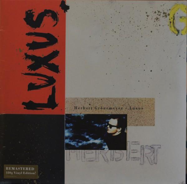 Herbert Grönemeyer - Luxus (Vinyl)