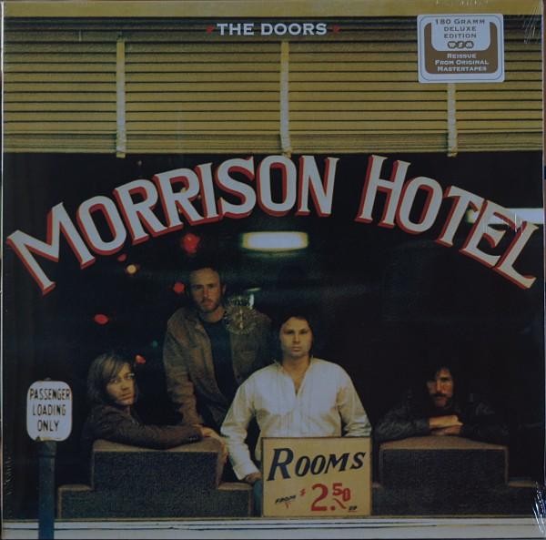 The Doors - Morrison Hotel (Vinyl)
