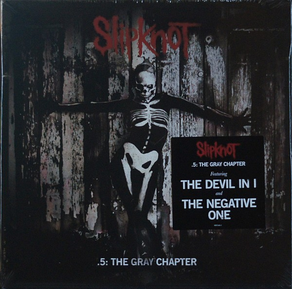 Slipknot - .5: The grey Chapter (Vinyl)