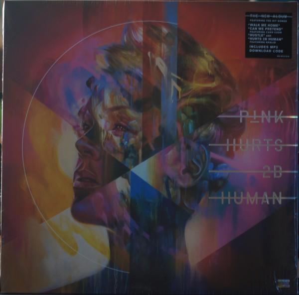 P!nk - Hurts 2B Human Vinyl