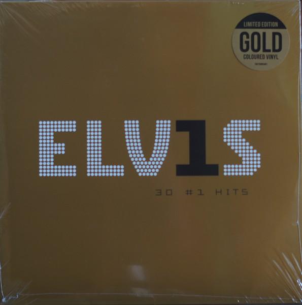 Elvis Presley - 30 #1 Hits Limited Edition Gold Cooleres Vinyl