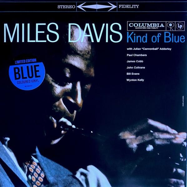 Miles Davis - Kind of Blue Ltd. Blue Colored Vinyl