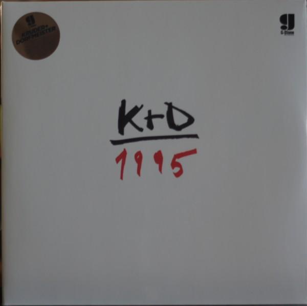 Kruder & Dorfmeister - 1995 Limited Snowwhite Vinyl