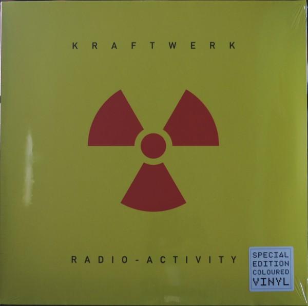 Kraftwerk - Radio Activity Special Edition Coloured (Vinyl)