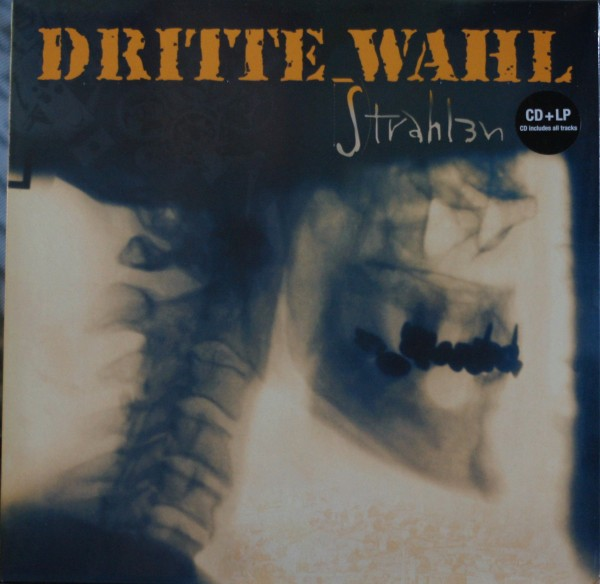 Dritte Wahl - Strahlen Vinyl inklusive CD
