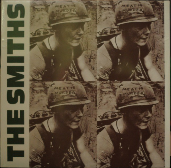The Smiths - Meat is murder Vinyl