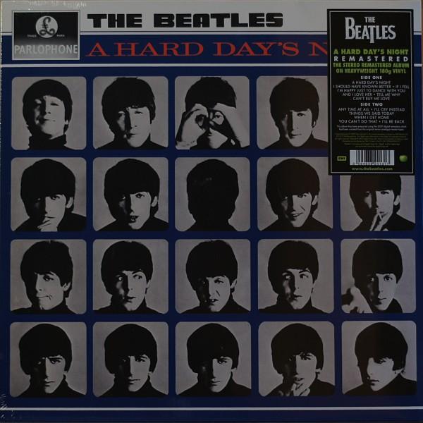 The Beatles - A Hard Day´s Night (Vinyl)