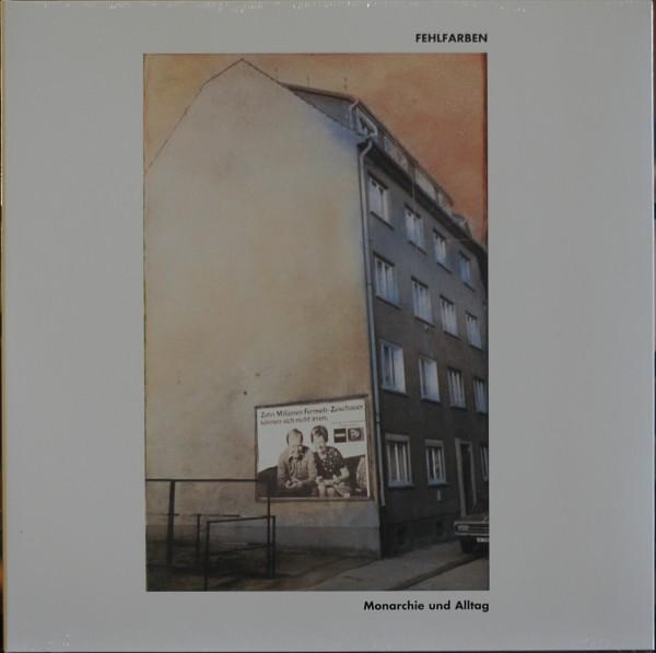 Fehlfarben - Monarchie und Alltag Limited Coloured Vinyl