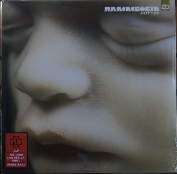 Rammstein - Mutter Heavyweight Deluxe Vinyl