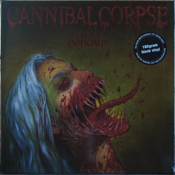Cannibal Corpse - Violence Unimagined Vinyl
