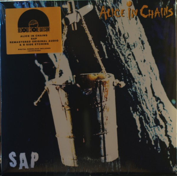 Alice in Chains - Sap Limited Black Friday Vinyl