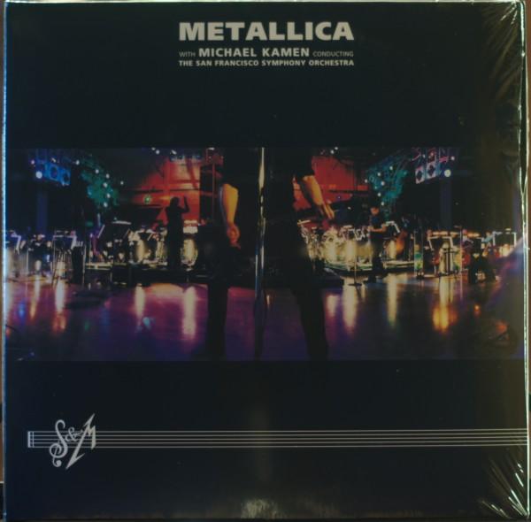 Metallica - S & M Vinyl