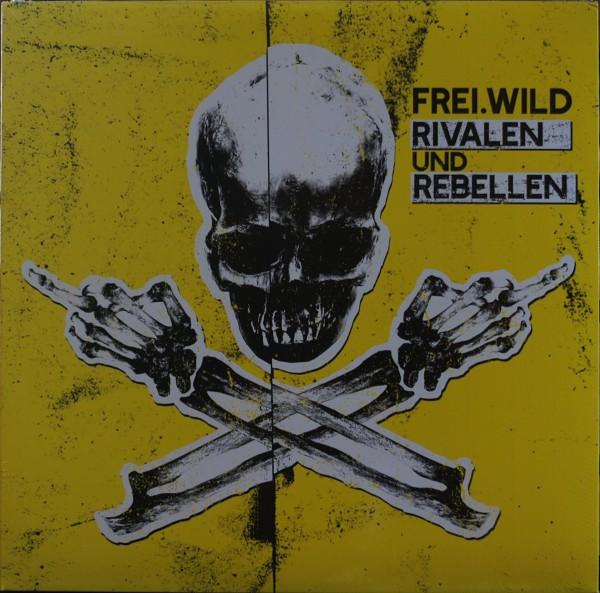 Frei.Wild - Rivalen und Rebellen (Vinyl)