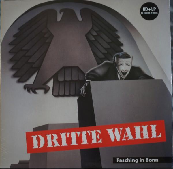 Dritte Wahl - Fasching in Bonn Vinyl inklusive CD