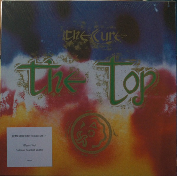 The Cure - The Top Vinyl