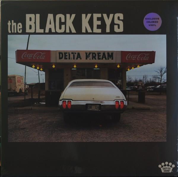 The Black Keys - Delta Kream (Limited Smokey) (Vinyl)