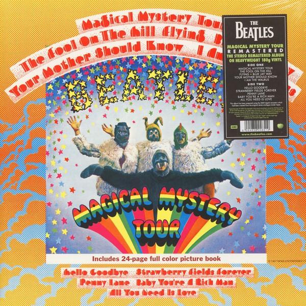 The Beatles - Magical Mystery Tour Gatefold Vinyl