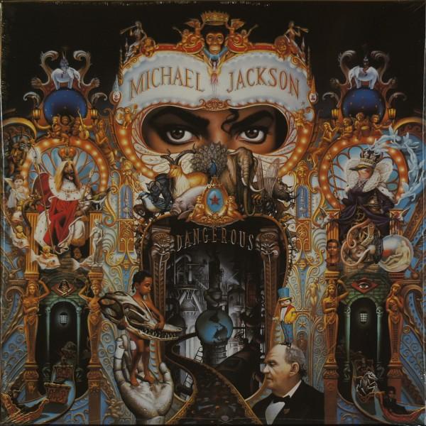 Michael Jackson - Dangerous Vinyl