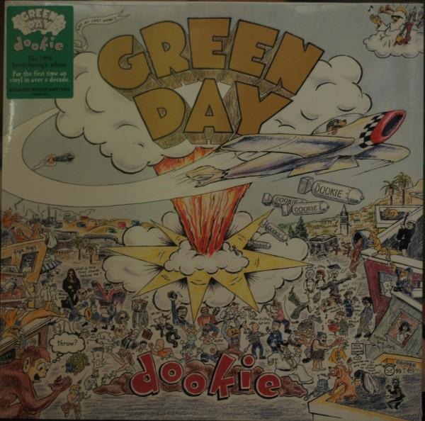 Green Day - Dookie Vinyl