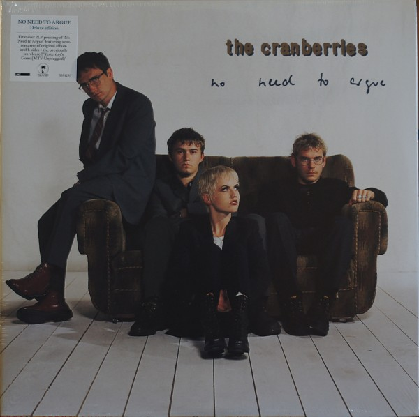 The Cranberries - No need to argue (Vinyl)