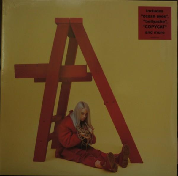 Billie Eilish - Don´t smile at me (Vinyl)