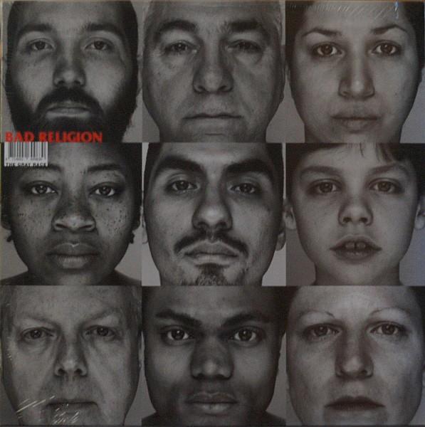 Bad Religion - The grey race (Vinyl)