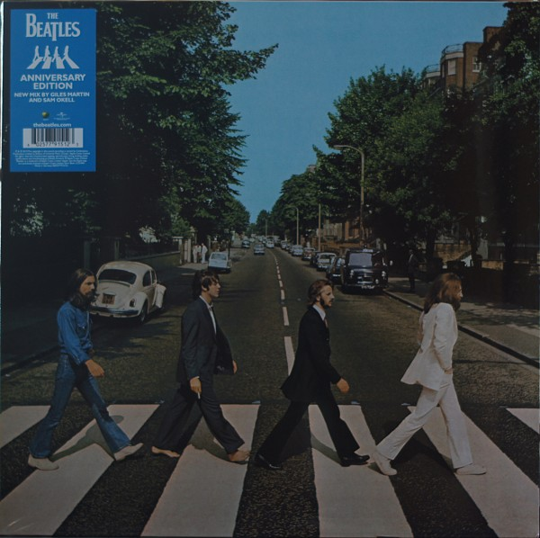 "The Beatles - Abbey Road Anniversary Edition 12"" Vinyl"