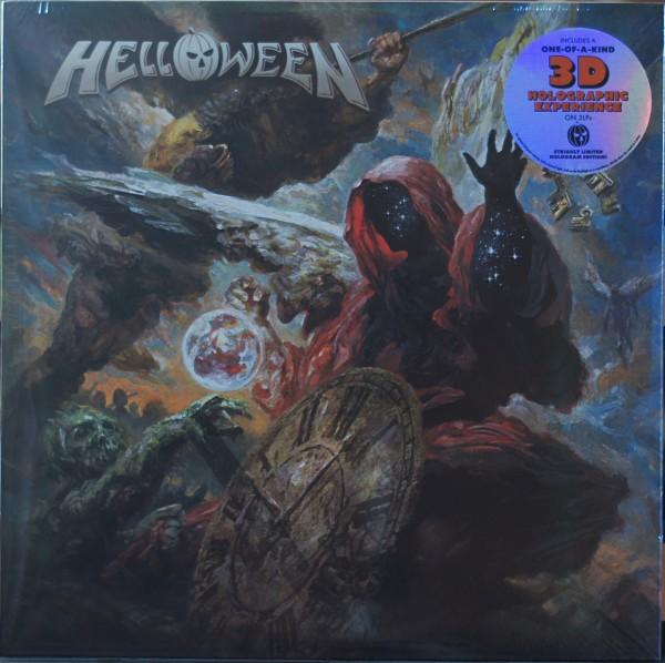 Helloween - Helloween (Limited Hologram Edition) (Vinyl)