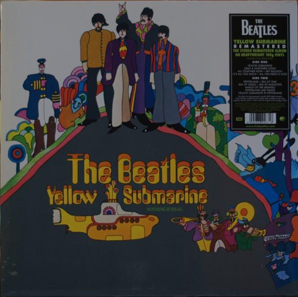 "The Beatles - Yellow Submarine 12"" Vinyl"
