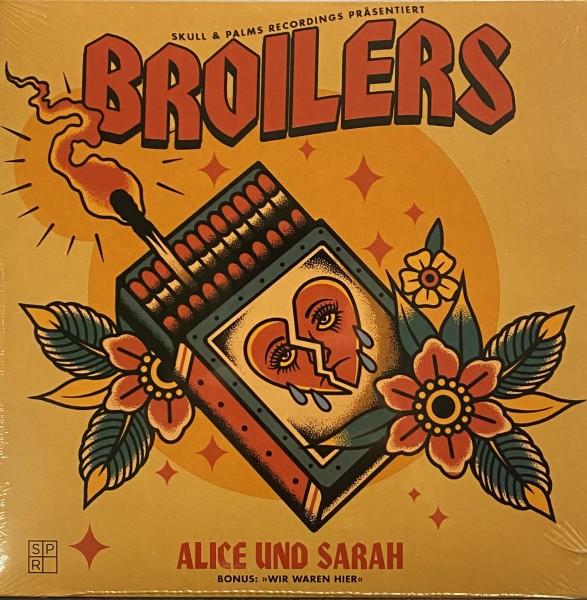 Broilers - Alice und Sarah 7´´Single (Vinyl)
