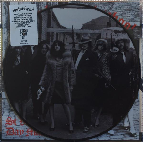 Motörhead - St Valentines Day Massacre (Record Store Day 2021 Vinyl)