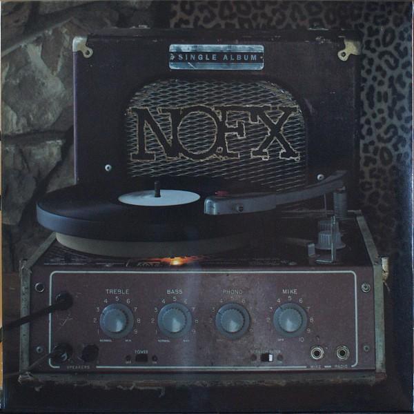 NoFX - Single Album Vinyl