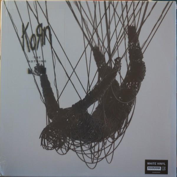 Korn - The Nothing White Vinyl
