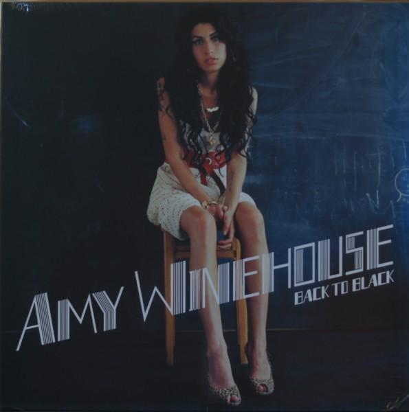 Amy Winehouse - Back to Black Vinyl