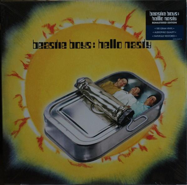 Beastie Boys - Hello Nasty (Vinyl)