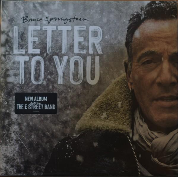 Bruce Springsteen - Letter to you (Vinyl)