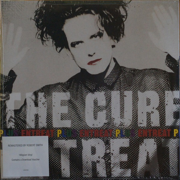The Cure - Entreat Plus (Vinyl)